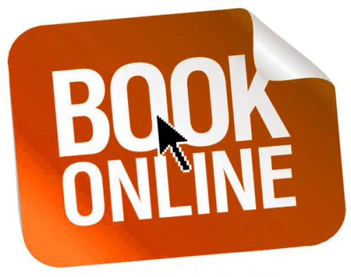 book-online nå …